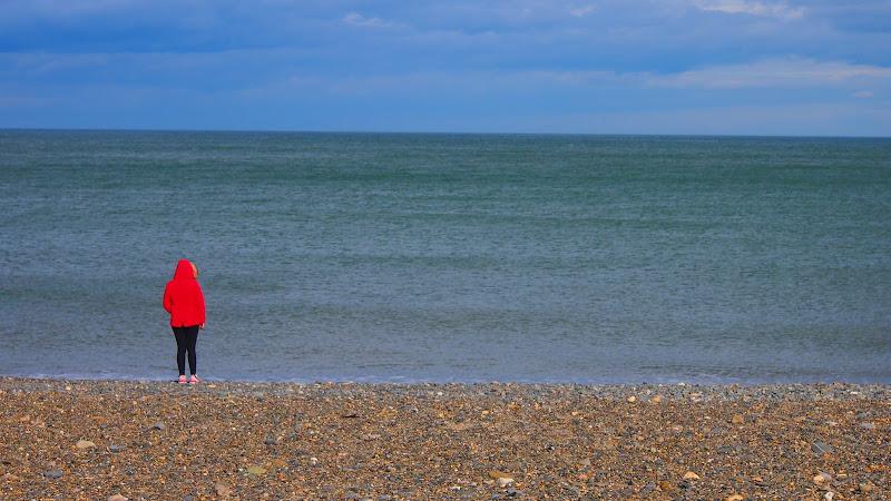 Looking at the Irish sea di Thomasina