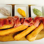 Gnocco Fritto, Parma E Intingoli