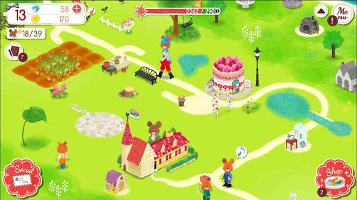 玩免費模擬APP|下載くまのがっこうの箱庭:Jackie's Happy Life app不用錢|硬是要APP