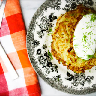 Kartoffelpuffer - German Potato Pancakes