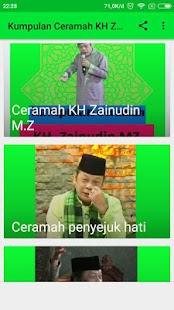 Kumpulan Cermah K.H Zainudin MZ - náhled