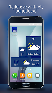 The Weather Channel – miniaturka zrzutu ekranu
