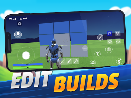 1v1.LOL - Online Building & Shooting Simulator 1.1 screenshots 12
