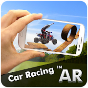 AR Car Drive : Camera Version