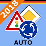 Auto - Führerschein 2018 Icon