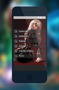SuperHeroes Wallpaper HD App - náhled