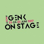 Genk on stage – Official app Icon