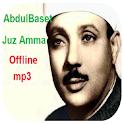 AbdulBaset Juz Amma mp3 Offline icon