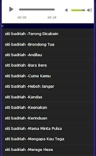 lagu dangdut remix siti badriah mp3 - náhled