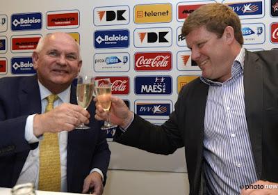 Gand ne veut pas sabrer le champagne trop tôt