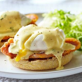 Easy eggs Benedict