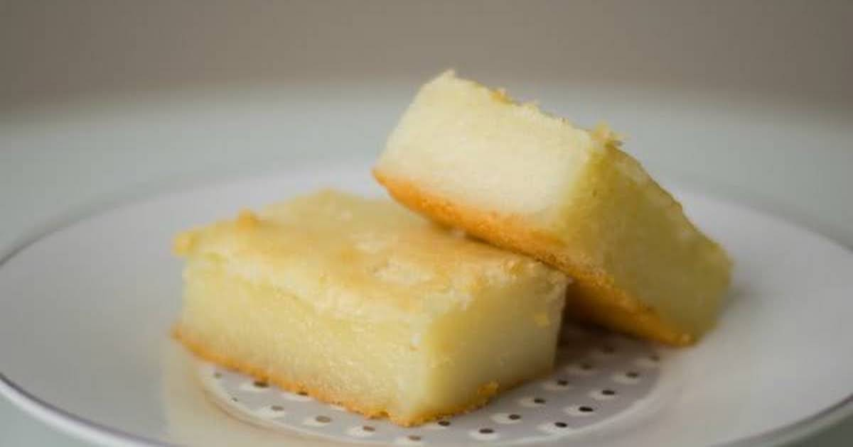Glutinous Rice Flour Desserts Recipes | Yummly