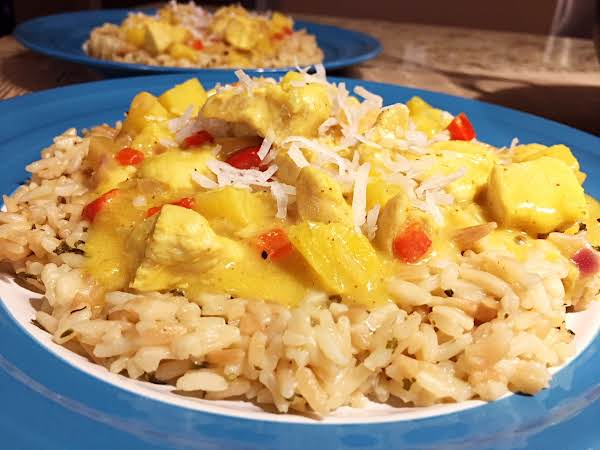 Hawaiian Chicken Curry Recipe