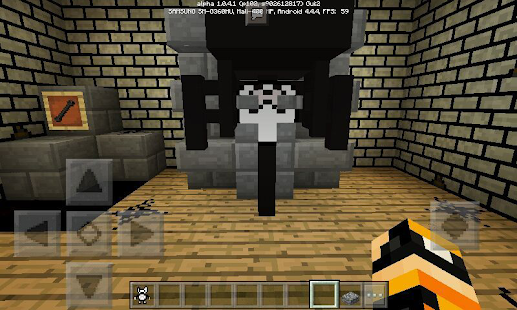 Map for bendy and ink machine for Minecraft MCPE - náhled