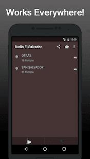 Radio Online El Salvador - náhled
