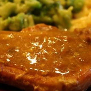 Pork Chops & Gravy (Crock Pot)