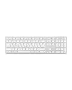 Satechi Bluetooth Wireless Keyboard Mac Nordic Silver