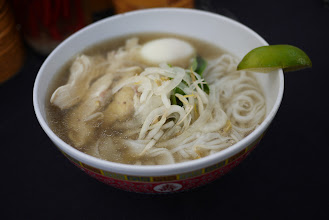 Photo: KCC Farmer's Market - Chicken Pho from Pig and the Lady stall
