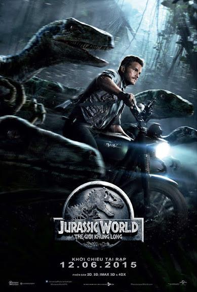 Thế Giới Khủng Long - Jurassic World (2015) (2015)
