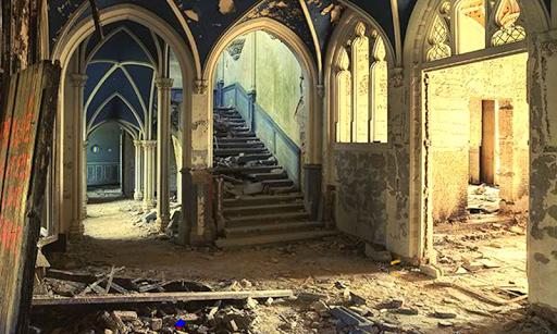 Escape From The Castle Miranda