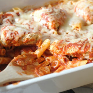 Chicken Parmesan Bake with Ragú®