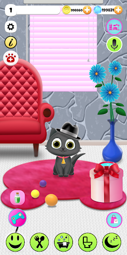 PawPaw Cat | Mes amis chats qui parlent  astuce 1