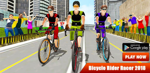 City Bicycle Street Rider – Apps on Google Play
