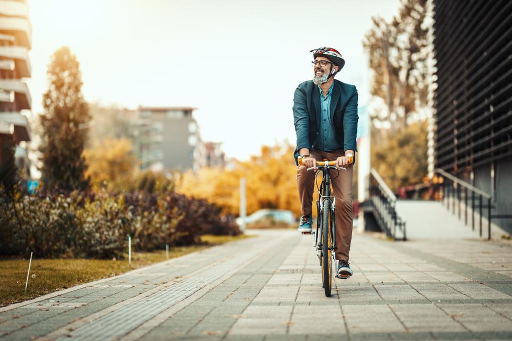 Estratégia quer estimular bicicleta como principal meio de deslocamento no país.