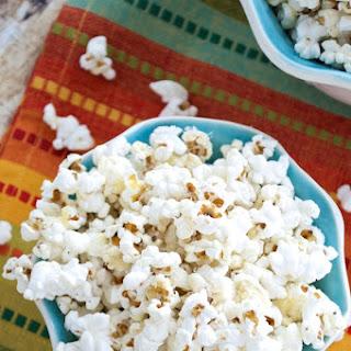 Cheesy Pepper Popcorn