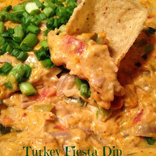 Turkey Fiesta Dip