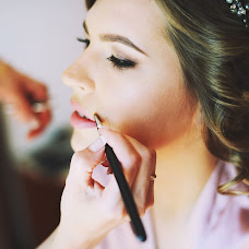Wedding photographer Anya Ozimaya (ozimaia). Photo of 16.01.2016