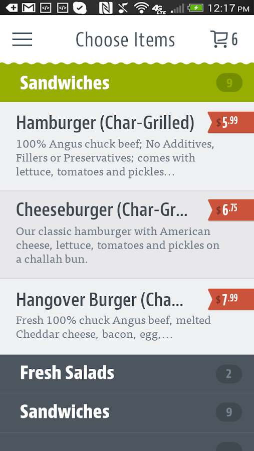 The Hangover Grill- screenshot