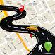 無料のGPSマップ - ナビゲーションと場所のファインダー