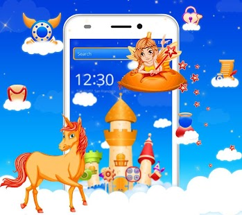 Dream Castle Launcher - náhled