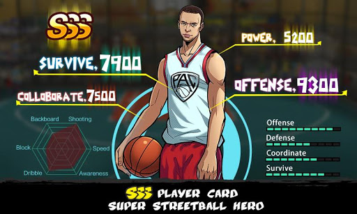 Streetball Hero - 2017 Finals MVP  screenshots 6