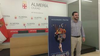 Presentación del Festival Alamar esta mañana.