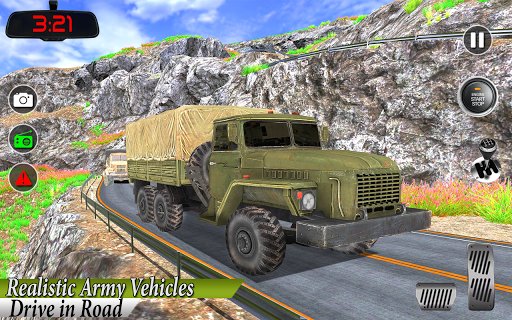Mountain Truck Simulator: Truck Games 2020 apktram screenshots 2