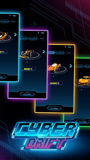 Cyber Drift screenshot 2