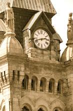 Photo: Clock tower, Buffalo