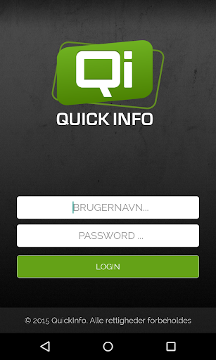 QuickInfo