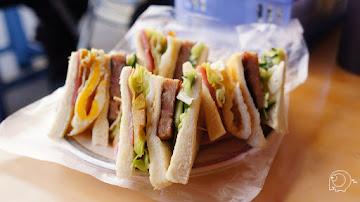 滿佳香漢堡店