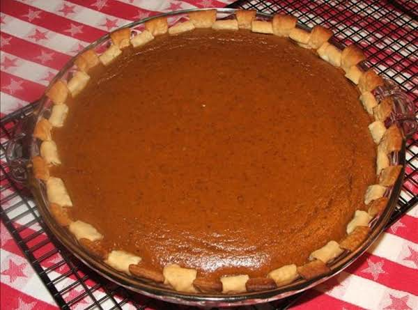 Better Than Libby's Pumpkin Pie! Sshhh! Hehe Recipe