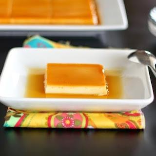 Flan/Caramel Custard