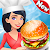Cooking Games Restaurant Burger Chef Pizza Sushi file APK for Gaming PC/PS3/PS4 Smart TV