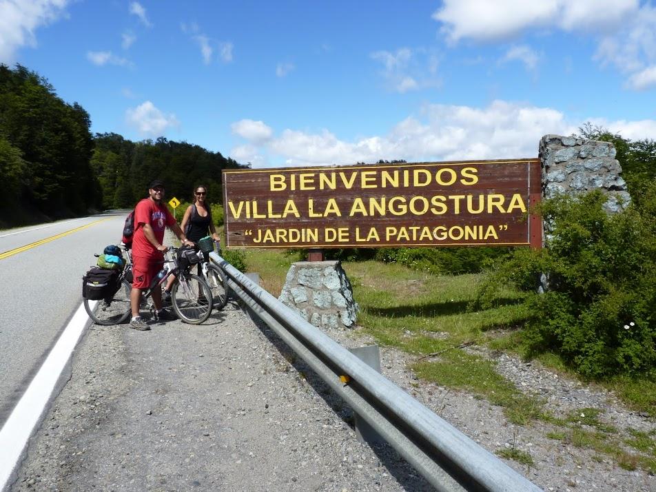 Ruta a Villa La Angostura