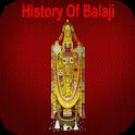 History Of Balaji icon