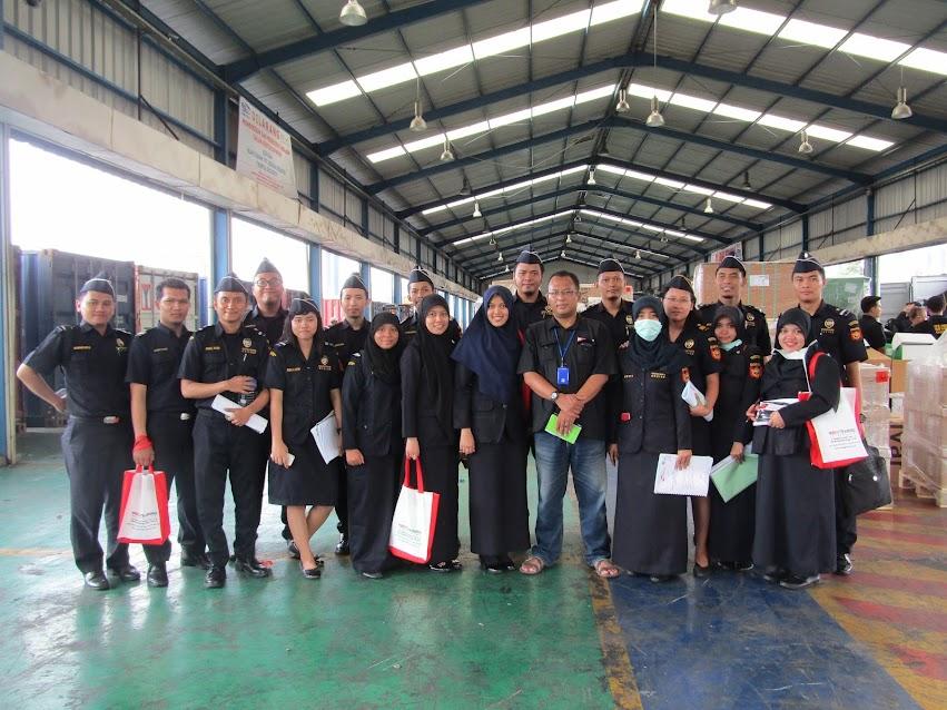 Pelatihan Petugas Pengambil Contoh Angkatan 103