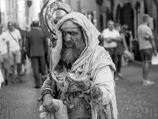 Il profeta di giuliobrega