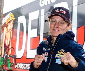 Vrouwen van Club Brugge in de leer bij ... Delfine Persoon