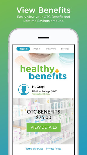Healthy Benefits Plus 1.0.6 screenshots 1